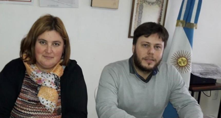 La agencia de PAMI Bolívar visitó Urdampilleta y Pirovano