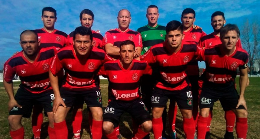 Atlético Urdampilleta no pudo con San Martín y perdió 1 a 0