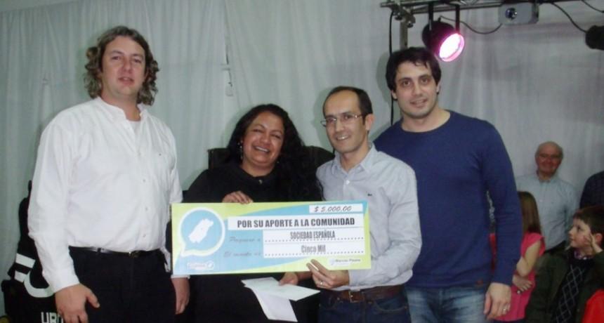 Un urdampilletense resultó ganador en la 11º edición de la Fiesta del Chorizo Seco