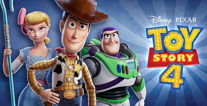 Toy Story 4 continua siendo furor en el Cine Avenida