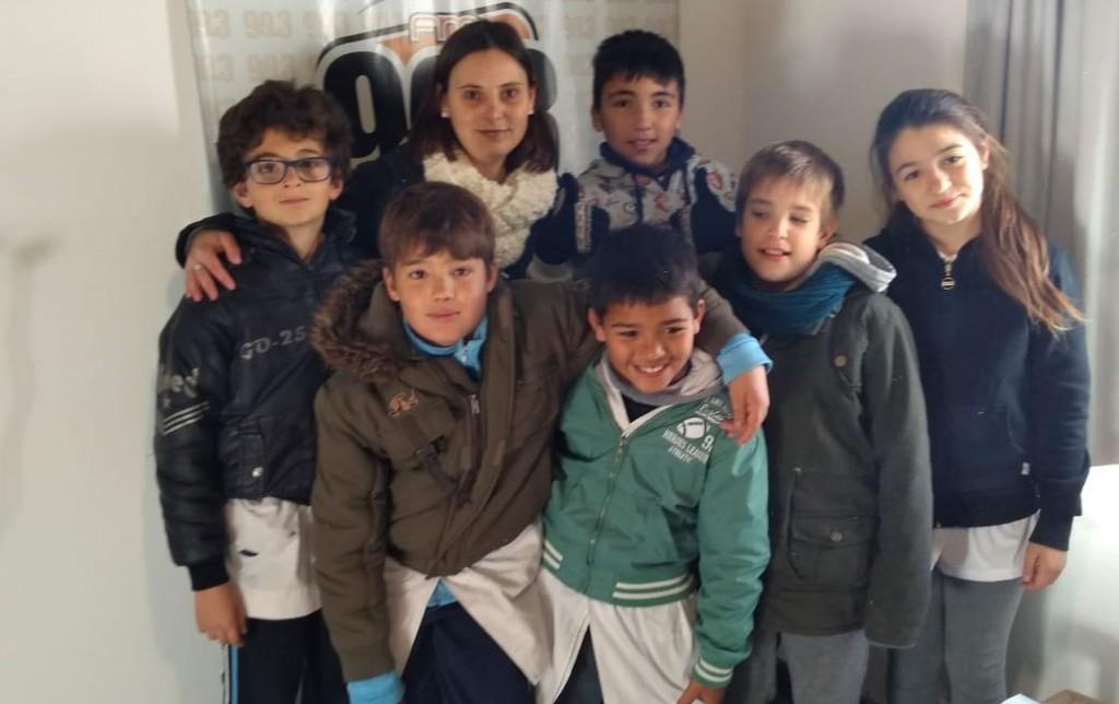 Radio Urdampilleta recibió una vez más a las Mañanas de Irigoyen