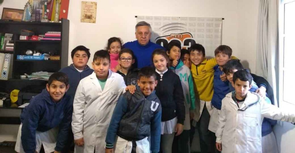 Una nueva edición de las Mañanas de Irigoyen en Radio Urdampilleta