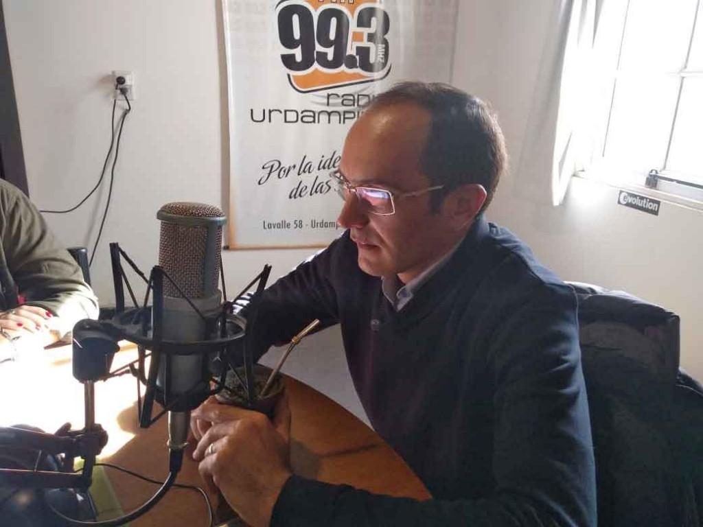 Marcos Pisano: 'Mi campaña es de compromiso con el vecino y de seguir trabajando codo a codo con todos ellos'