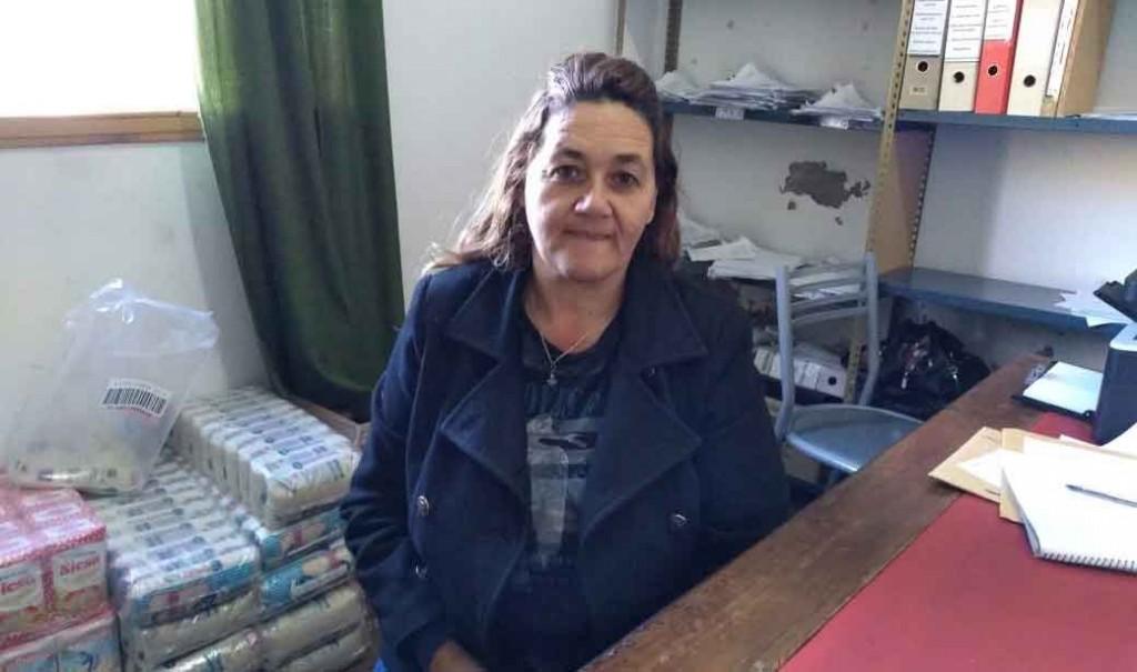 Andrea Montenegro: 'Saben que acá los vamos a escuchar y trataremos de ayudar en lo que podamos'