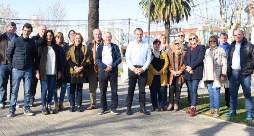 Jose Gabriel Erreca: 'Yo rescato las ganas de hacer por el bien de los pueblos y la ciudad'
