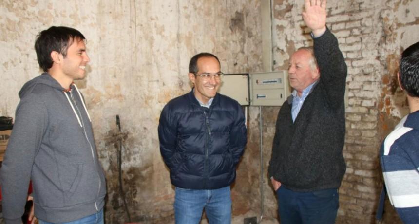 Durante la jornada del pasado sábado el Intendente Marcos Pisano recorrió Pirovano