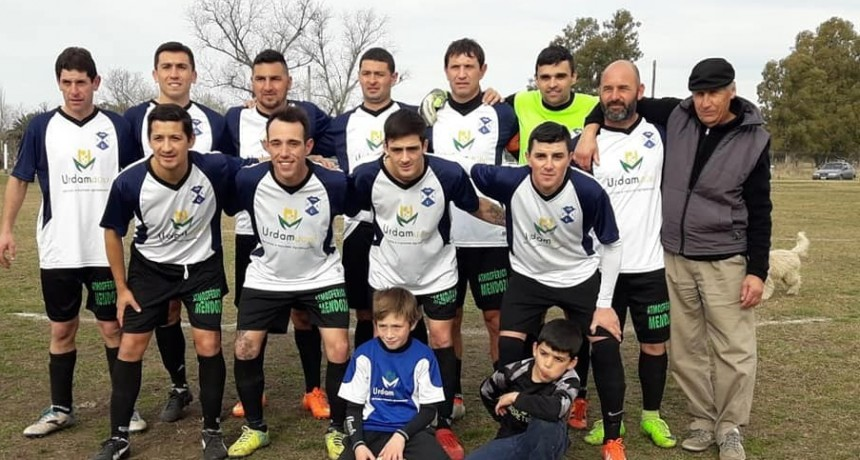 Agrario continua liderando la tabla de posiciones del torneo del futbol rural recreativo