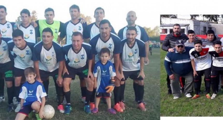 Agrario en 1° y Vallimanca en 2° jugaran la Copa Desafío del Futbol Rural Recreativo