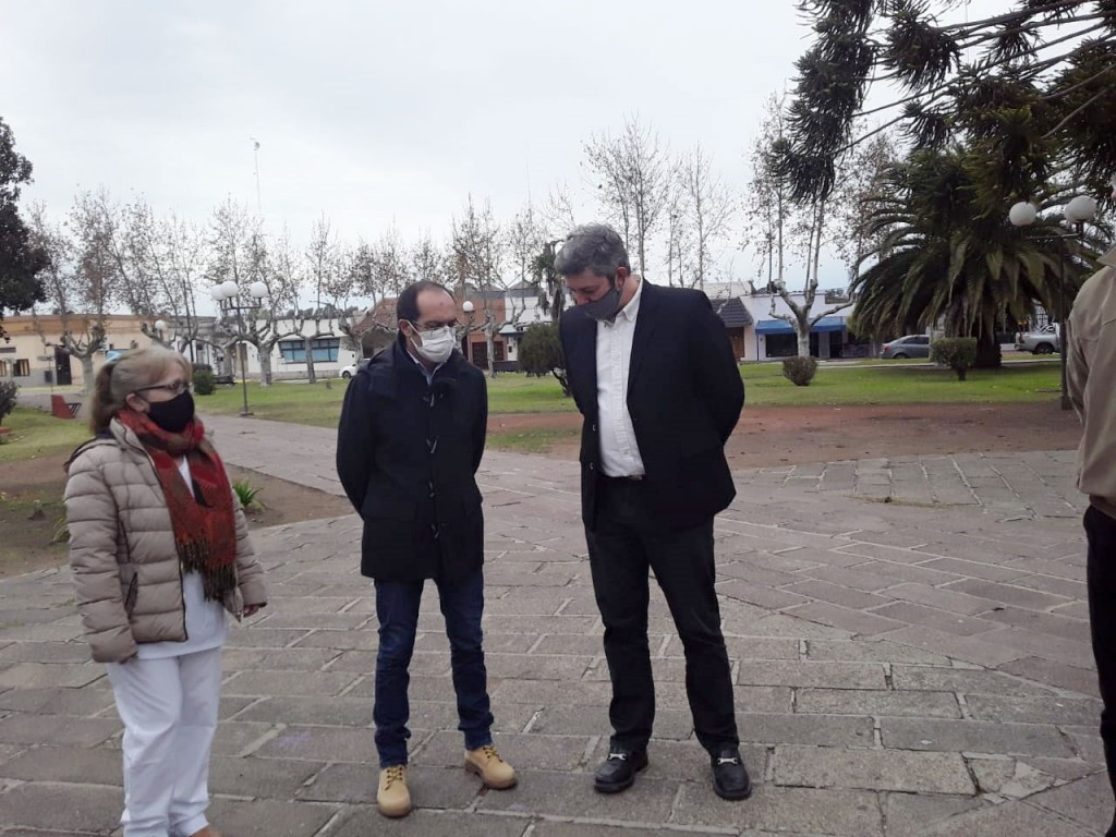 Agustín Puleo; 'Es un aniversario totalmente atípico pero no podemos dejar de recordar la creación de nuestro pueblo'