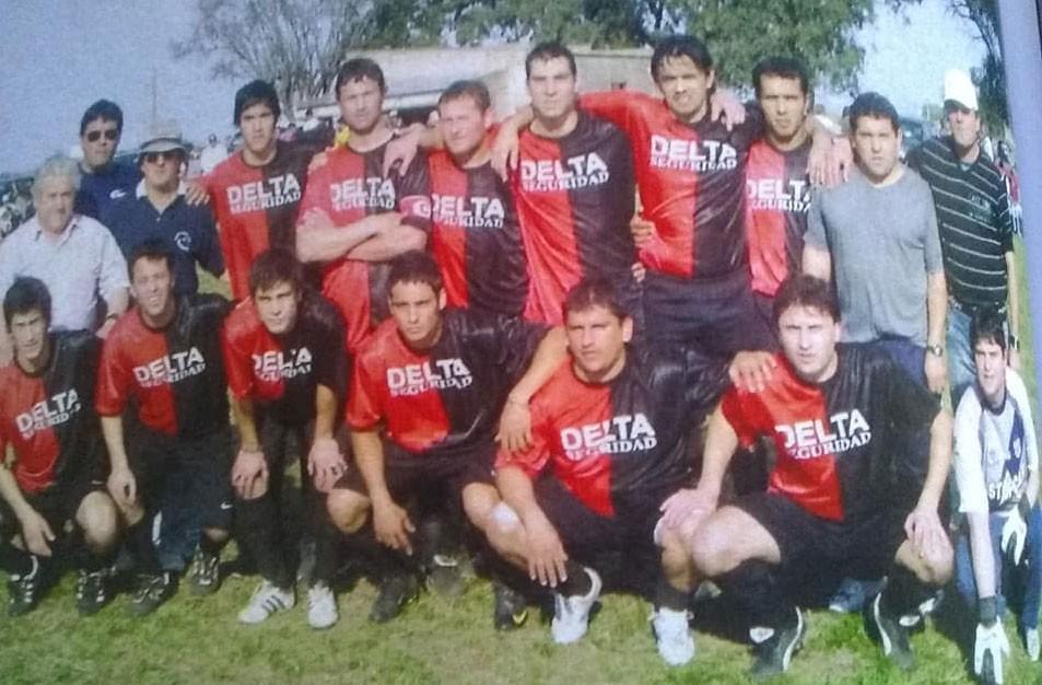 La historia de Vallimanca; 'Un equipo humilde y generoso' llego a Segunda Jugada