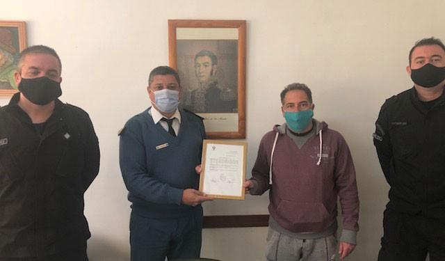 Unidad N.° 38; El Concejo Deliberante de Olavarría declaró de Interés Municipal el Programa Boxeo Sin Cadenas