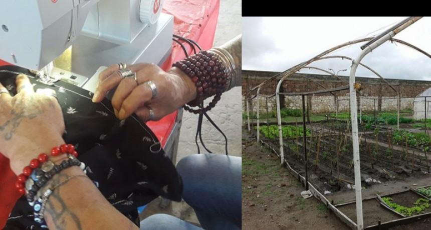 Continúan las actividades tratamentales en la Unidad 2 en el marco de la pandemia