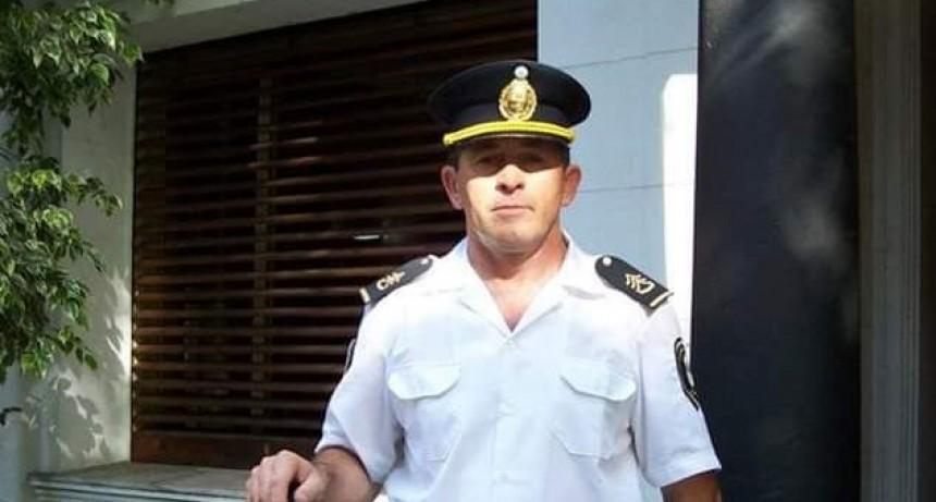Manuel García; 'Cuando uno abraza una función como la de la policía hay que ser responsable de la misma y de lo que ello conlleva'