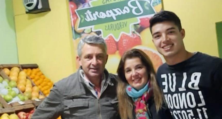 Bazporti Verdulería -Frutería abrió sus puertas en Pellegrini 338