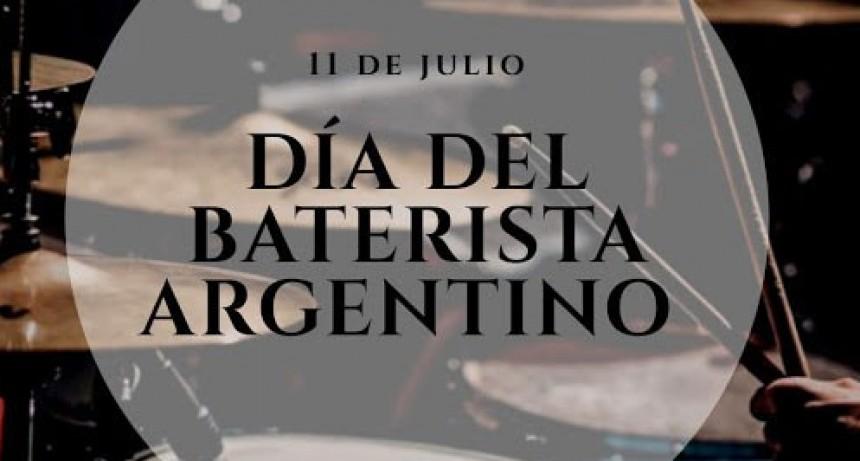 Día del baterista argentino