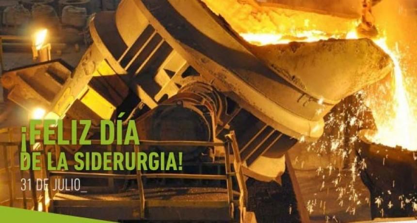 Día de la Siderurgia Argentina