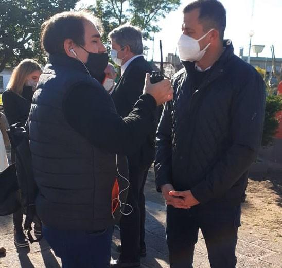 """Eduardo Bucca (Diputado Nacional): """"La vacunación es la medida sanitaria más importante y segura de este momento"""""""