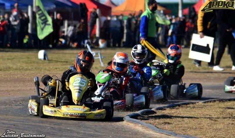 Karting APPKO: Simón Marcos y Paulo Zandegiacomi trajeron dos resultados excelentes desde Olavarría