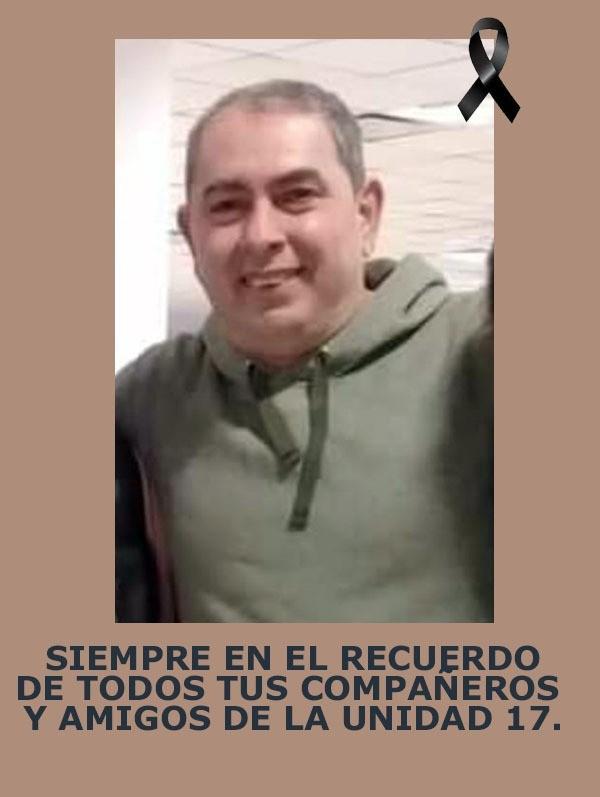 El fallecimiento de Horacio Martínez