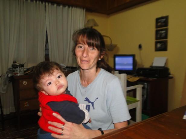 La Escuelita de voley de Urdampilleta, viajó a un encuentro a Olavarría