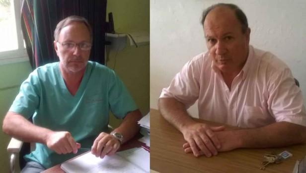 Luis Rodríguez, tras el vuelco, llevó palabras tranquilizadoras a sus familiares y amigos, a través de 'Radio Urdampilleta'