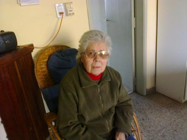 En el Día de la Catequista, la 99.3 saludó a 'Monona' Sánchez
