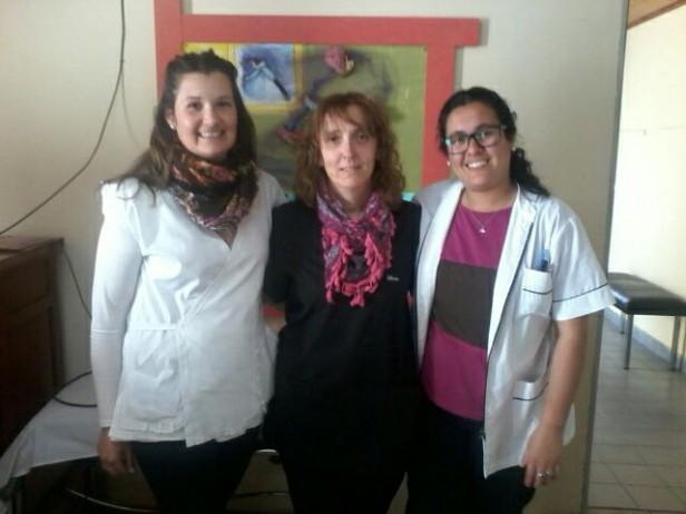 La doctora María Alejandra Caivano, atenderá los viernes en el CAPS