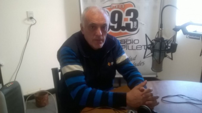 Gargiulo, el Jefe de PAMI, visitó Urdampilleta