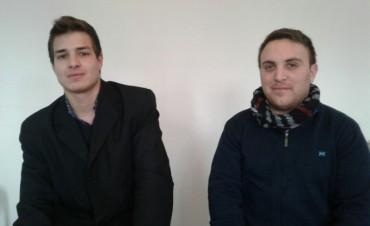 Promotores de la firma Hauswagen Olavarría visitaron Urdampilleta