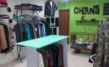 Ohana, marca registrada en Urdampilleta