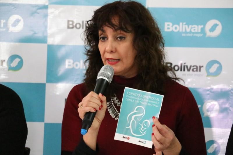 """Jofré: """"820.000 muertes al año se pueden evitar si optamos por la lactancia materna a nivel mundial"""""""