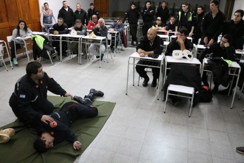 Más capacitaciones: Inspectores de 'Protección Ciudadana', continúan formándose para la función pública
