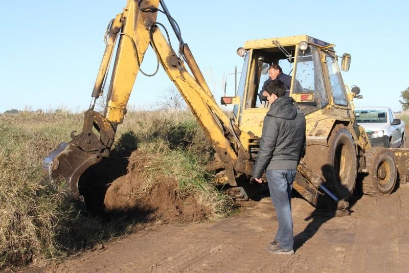 Operarios viales del municipio serán capacitados para el uso de maquinaria