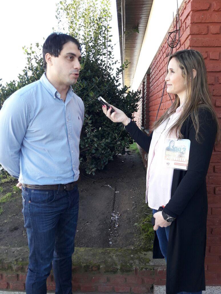 """Pablo Bucca: """"Es otro regalo más de la democracia"""""""