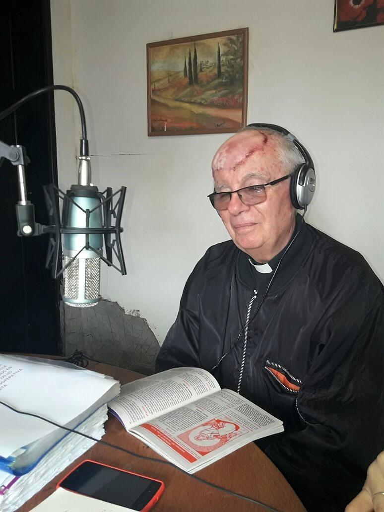 Nuevo espacio Religioso en 'Radio Urdampilleta': A cargo del Padre Francisco Pedro Oliver