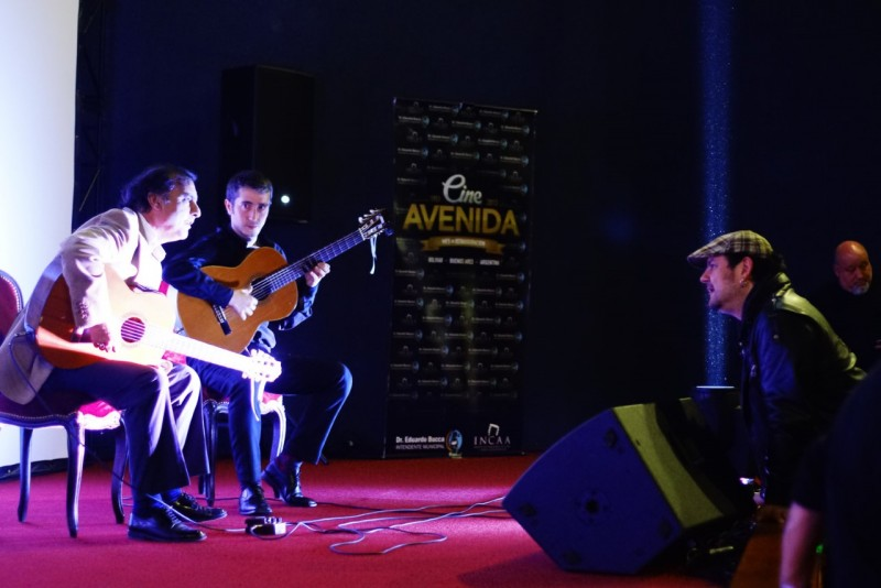 Comenzó la sexta edición del festival Leonardo Favio
