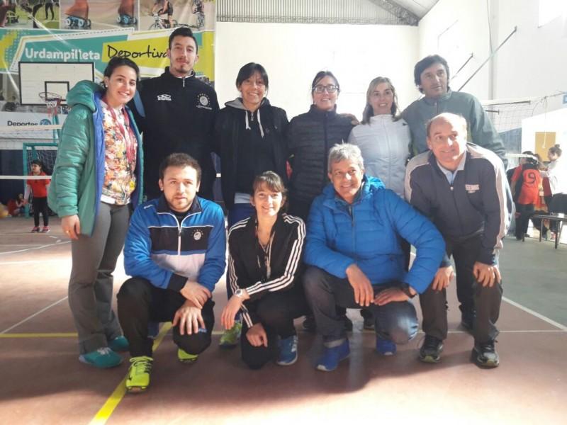 Con gran presencia de jugadores se realizó el 'Tercer Encuentro Regional de Vóley'