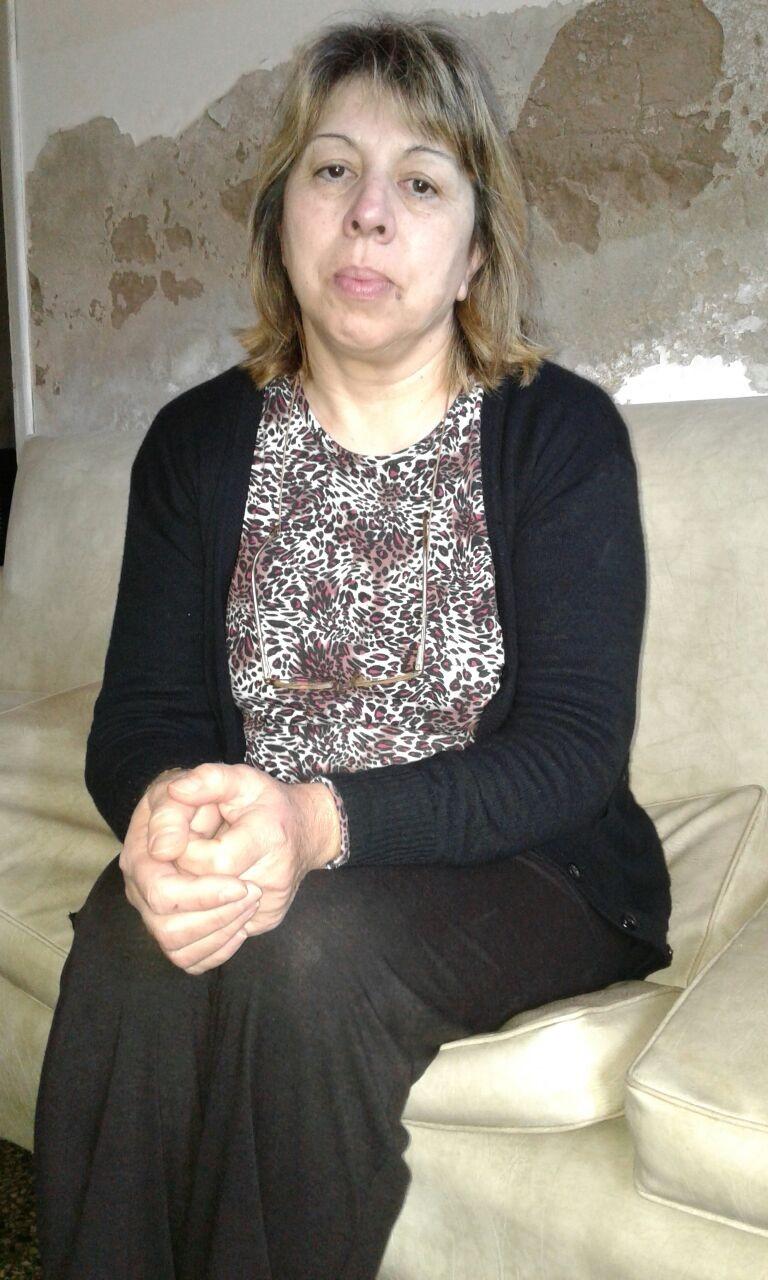 Mabel Urbina.: 'Mi madre fue atacada por un perro cuando venia para mi casa'