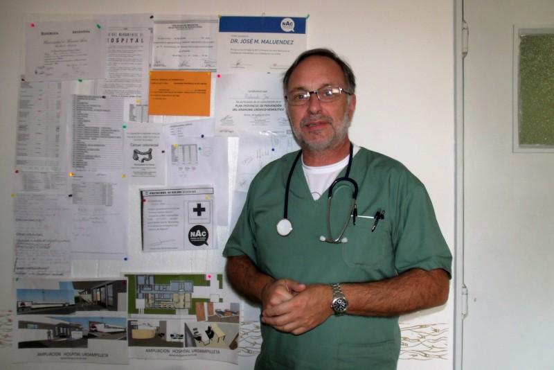Maluendez en su espacio de salud, informó sobre la enfermedad de 'Mal de Chagas'