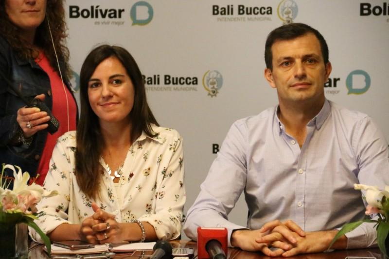 El intendente Bucca presentó a Micaela Guinea como la nueva Directora de Bromatología