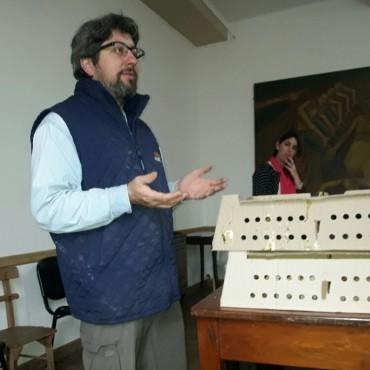 Pro Huerta: Se realizó la entrega de pollitos y ponedoras