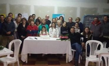 El Padre Pedro Francisco Oliver festejó sus 40 años de sacerdocio junto a la familia parroquial de 'Cristo Rey'