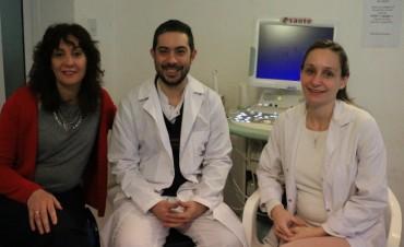 Dos nuevos médicos se incorporaron al Hospital Capredoni
