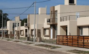 """Bucca: """"Queremos que todas las familias tengan vivienda propia y dejen de alquilar"""""""