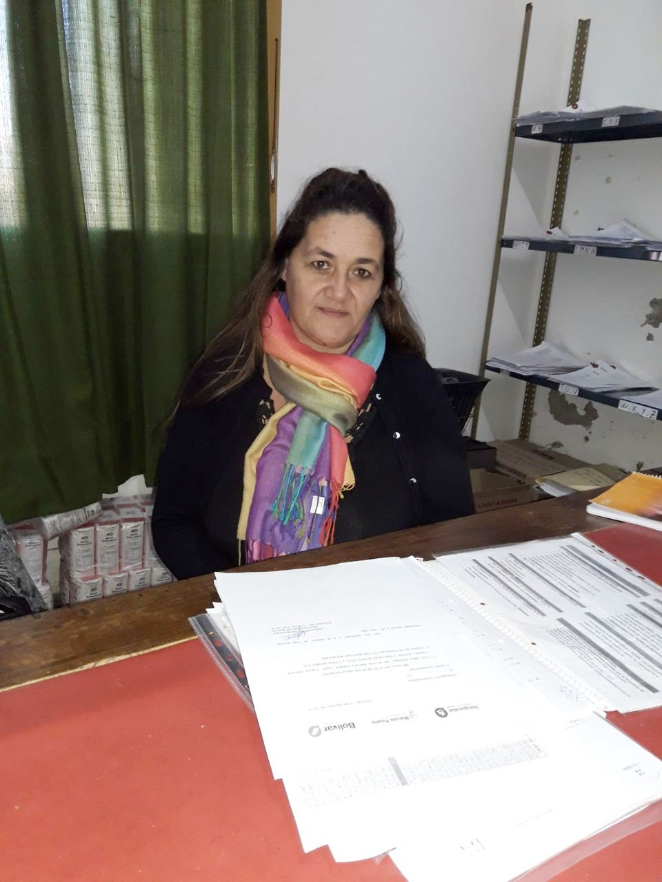 Andrea Montenegro Desarrollo Social: 'Se nota mucho en este momento las necesidades de la gente'