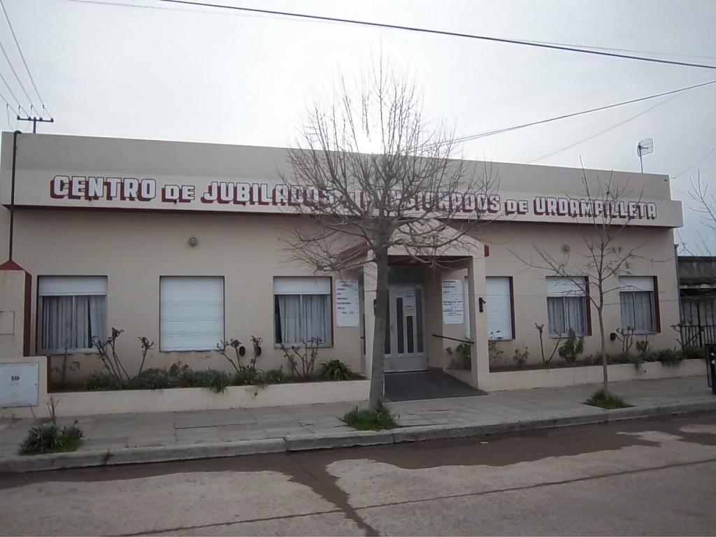 Asumió la nueva comisión del centro de jubilados y pensionados de Urdampilleta