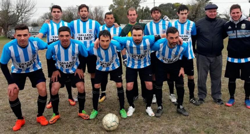 Futbol Rural: Veterano y Agrario sumaron de a 3 en la 1º división