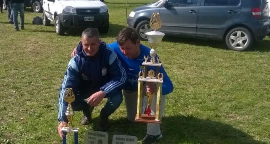 Argentino Junior grito campeón en el futbol senior