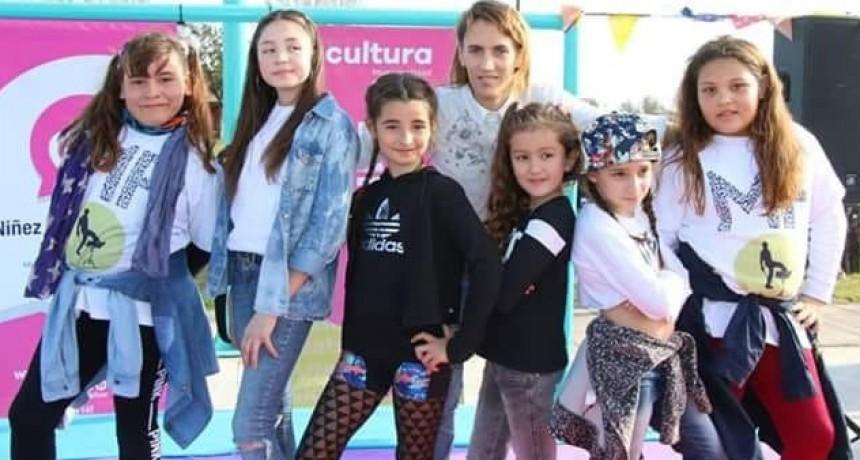 Música Felicidad y las Teens Pop se presentaron en los festejos del Día del Niño en las localidades