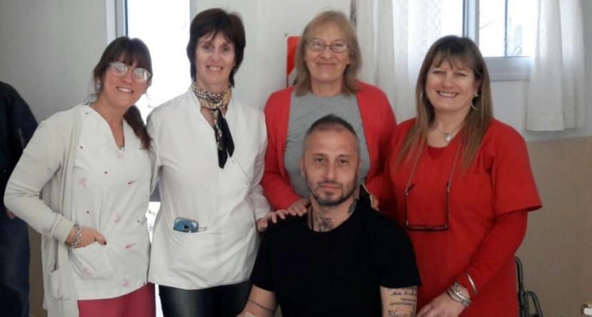 Se realizo en Pirovano la 1º campaña de donación de sangre de este año